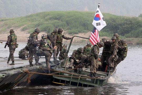 США призвали Южную Корею увеличить платежи за присутствие американских войск
