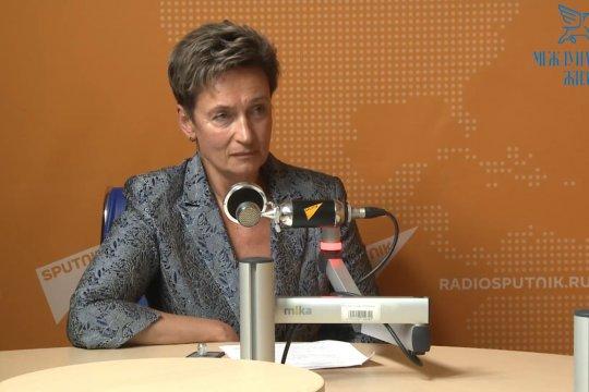 Ирина Абрамова: за Африку развернулась геополитическая схватка