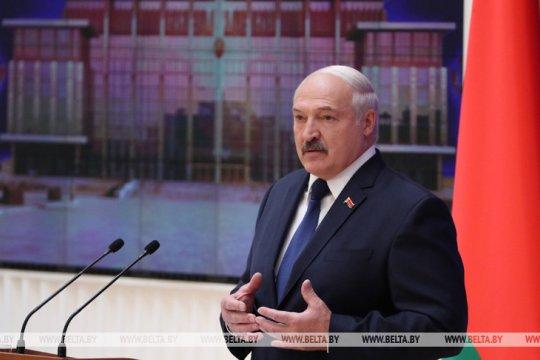 Лукашенко исключил возможность вхождения Белоруссии в состав России