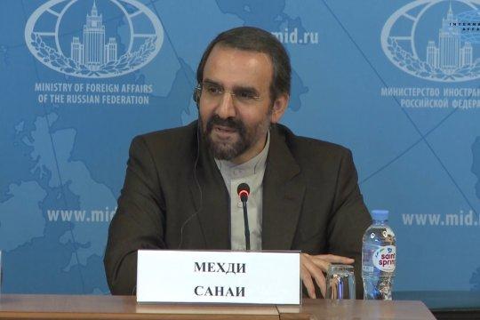 Посол Ирана – гость «Международной жизни»