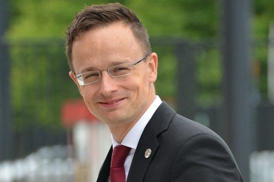 Глава МИД Венгрии назвал условие для интеграции Украины в НАТО