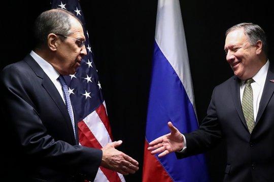 Лавров прибыл в США с рабочим визитом