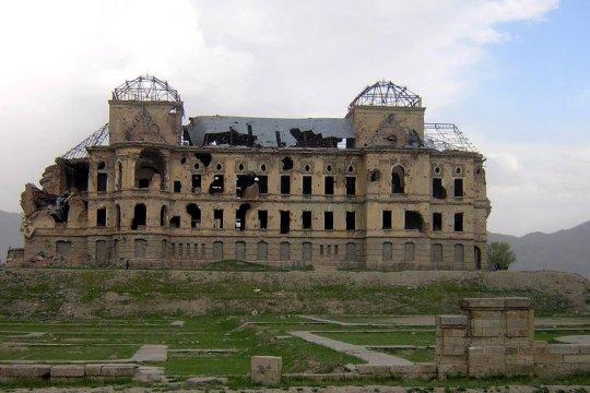 Афганистан: «мир без мира»?