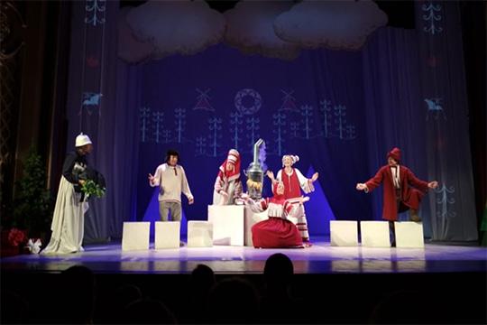 В Таллине играют русский фольклор