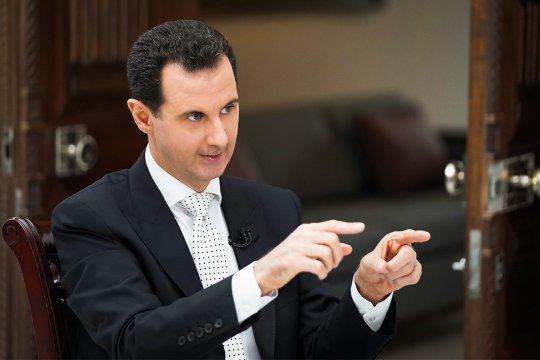 Асад обвинил США в воровстве сирийской нефти