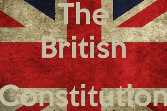 К вопросу о британской Конституции и демократии в Британском Королевстве