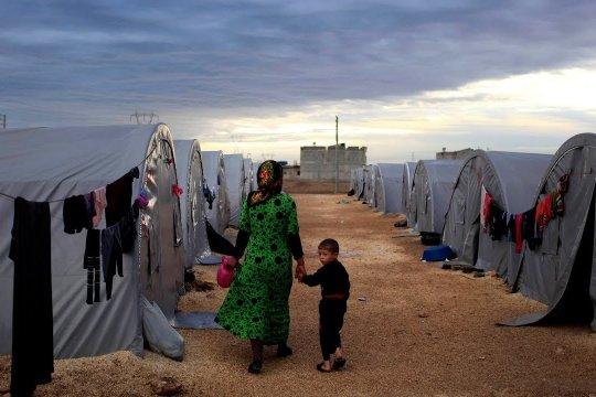 Трагедия лагеря Эр-Рукбан: свидетельства гуманитарной катастрофы