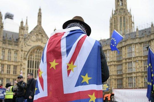 Брекзит уйдет, чтобы остаться
