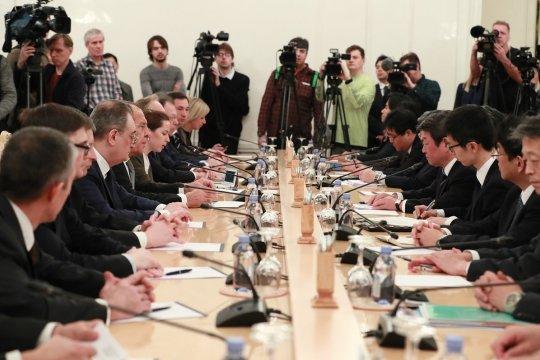 Россия готова к длительной работе над мирным договором с Японией