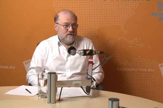 Александр Щипков: Гражданское противостояние внутри одной цивилизации - штука очень болезненная (часть 1)