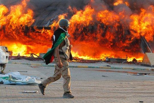 Ливийское правительство официально обратилась к Турции за военной помощью