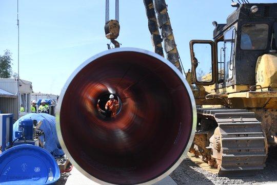 США грозят европейцам «газовой войной»