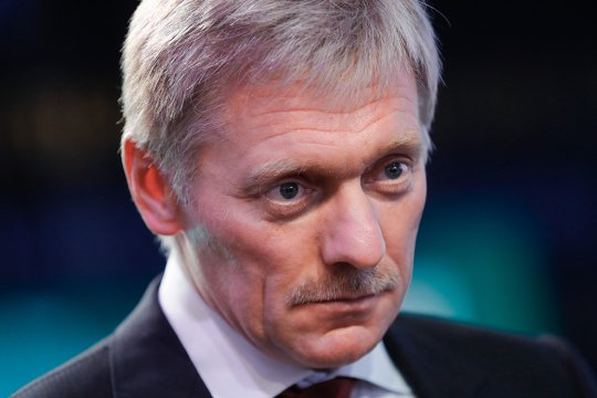 Песков: проблема транзита российского газа через Украину не урегулирована