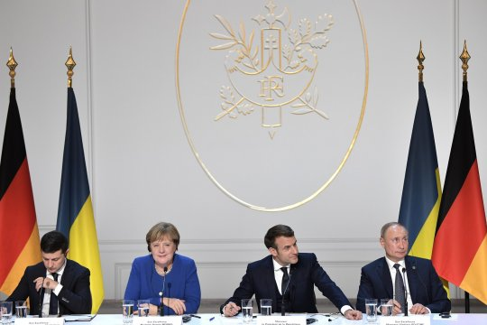 Зеленский оценил переговоры с Путиным