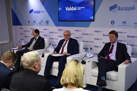 Сергей Рябков: БРИКС нельзя воспринимать как геополитический противовес
