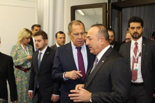 С. Лавров: ОБСЕ сегодня переживает не лучшие времена