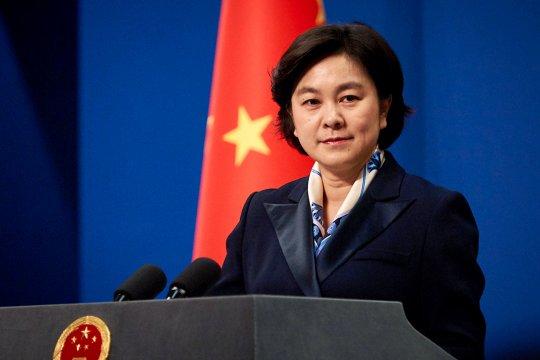 В МИД Китая сравнили Помпео с голым королем за его критику политики Пекина в Синьцзяне