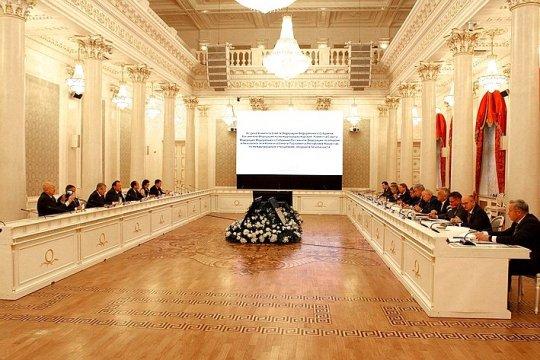 И. Умаханов: Для Совета Федерации особое значение имеет укрепление межрегиональных связей с казахстанскими партнерами