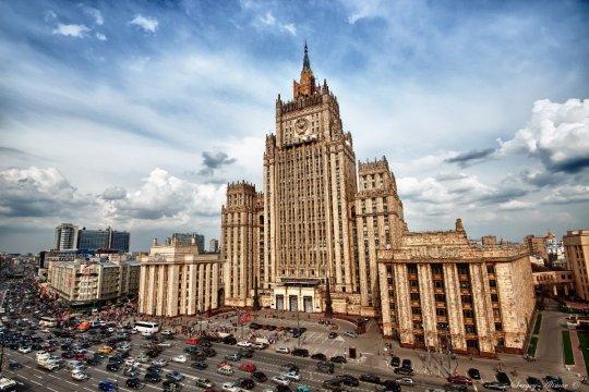 В МИД России сообщили о высылке двух немецких дипломатов