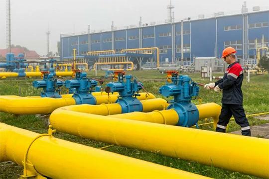 Газовый блеф в контексте цейтнота
