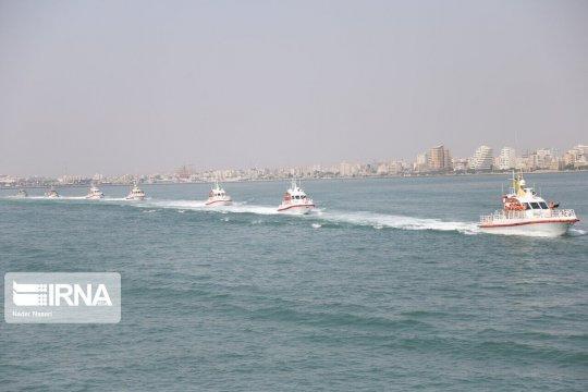 В Индийском океане начались совместные военные учения Ирана, России и Китая