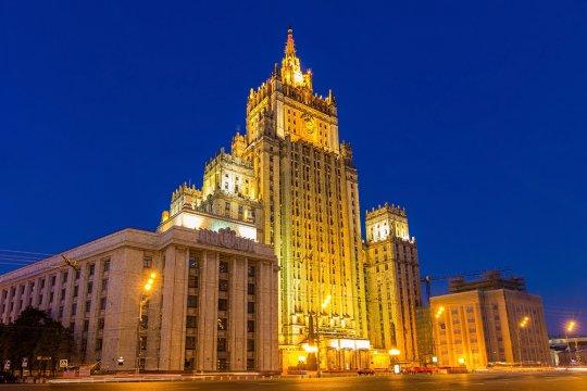В МИД России приветствовали обмен удерживаемыми лицами в Донбассе