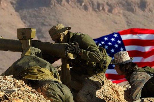 Американская военная база в Сирии подверглась нападению