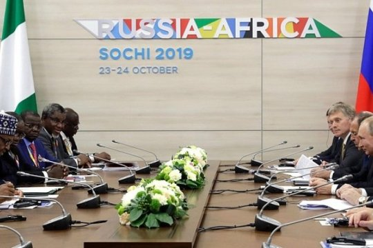 К итогам саммита Россия - Африка: взгляд из Бенина
