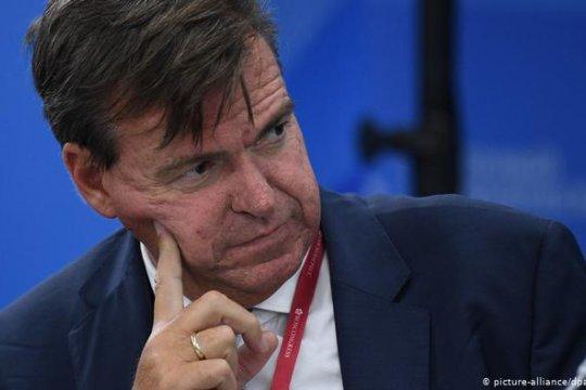 Немецкие бизнесмены  призвали власти  ФРГ ввести санкции против США