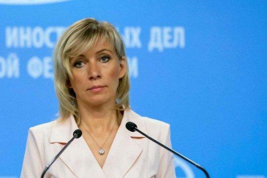Захарова заявила о многолетнем подрыве Польшей отношений с РФ