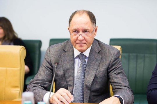 В. Абрамов принял участие во встрече с членами делегации Национального собрания Вьетнама