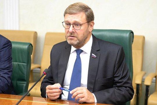 К. Косачев: В ходе визита в Буэнос-Айрес отмечены новые перспективы для развития всеобъемлющего стратегического партнерства
