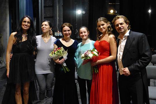 Италия - Россия, дружба и дипломатия на фоне оперной музыки