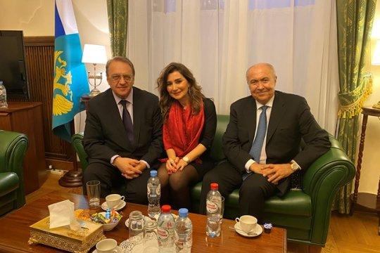 Михаил Богданов: Мы поддерживаем единство, суверенитет и независимость Ливана