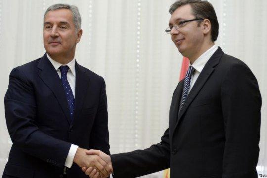 Лидеры Сербии и Черногории не нашли общего языка по ситуации вокруг Сербской православной церкви