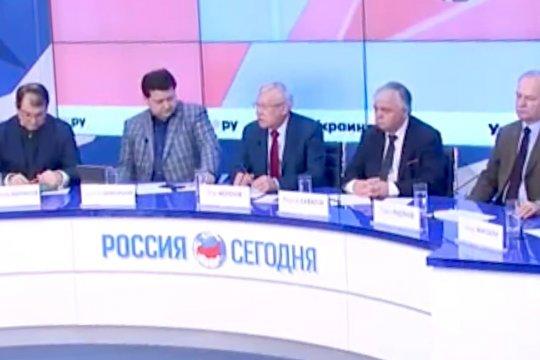 Олег Морозов: В мире стали происходить события, выходящие за нормы права и морали