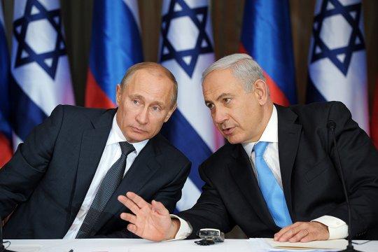 Нетаньяху лично ознакомит Путина со «сделкой века»