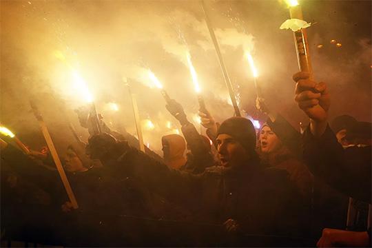 История, историческая память и трудности внешней политики Киева