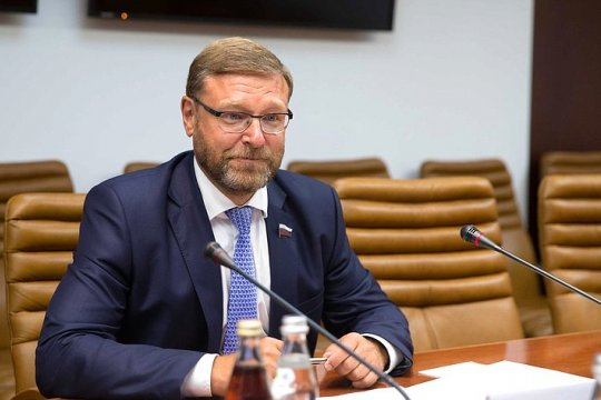 К. Косачев: Народы России и Азербайджана объединены культурными традициями и духовными ценностями