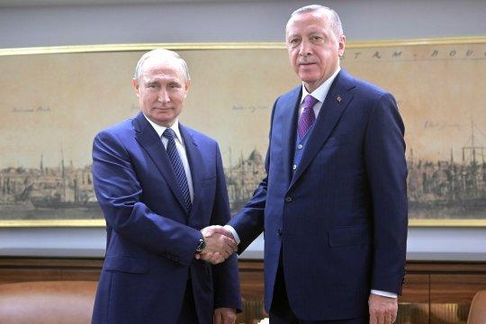 Совместное заявление Владимира Путина и Реджепа Тайипа Эрдогана