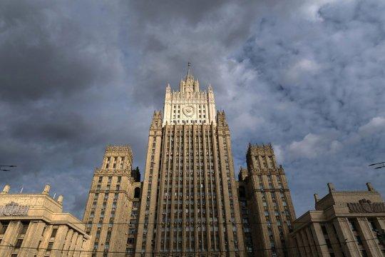 Комментарий Департамента информации и печати МИД России о недружественной акции болгарских властей