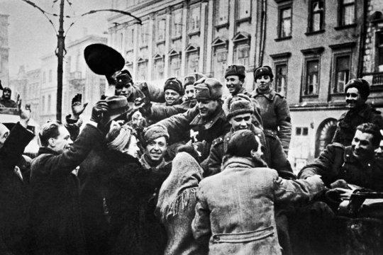 В России ответили на заявление МИД Польши роли Красной армии