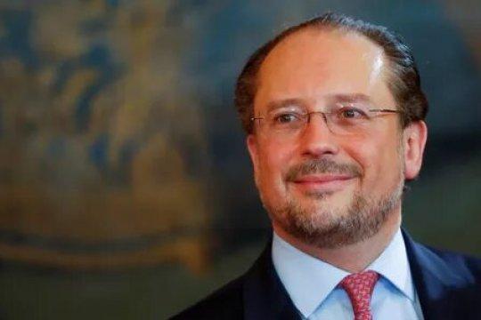 Глава МИД Австрии осудил американские санкции против «Северного потока-2»