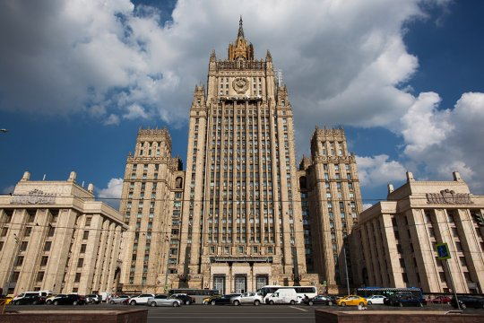 В МИД назвали условия возобновления работы российско-польской Группы по сложным вопросам