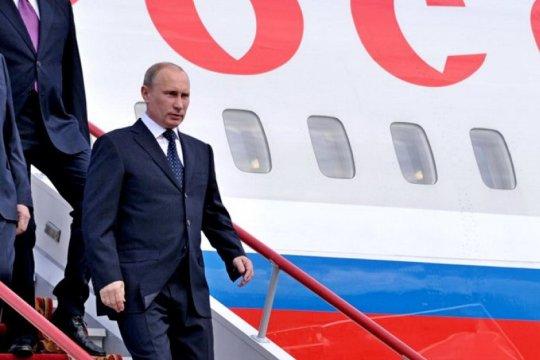 Владимир Путин прибыл в Тель-Авив