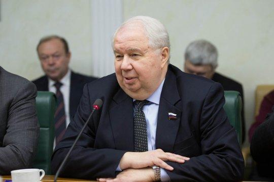С. Кисляк: Парламентская ассамблея Совета Европы утвердила полномочия российской делегации.