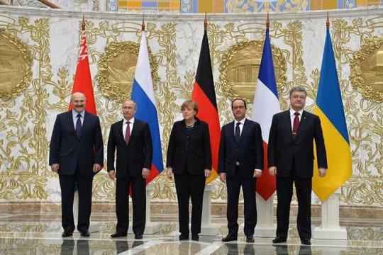 Туманные перспективы Минских соглашений