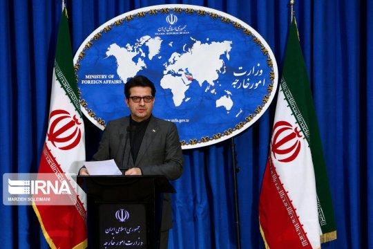 В МИД Ирана обвинили США в прикрытии государственного терроризма