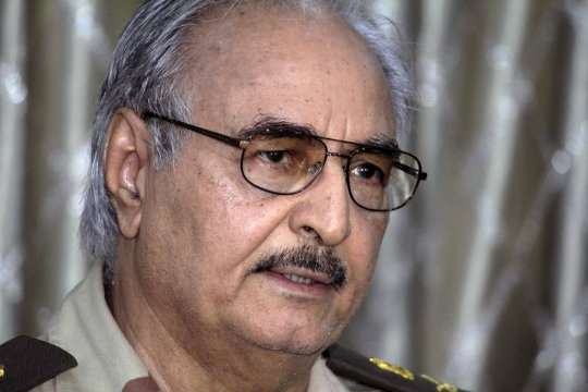 Хафтар выдвинул условия продолжения переговоров и подписания соглашения о перемирии