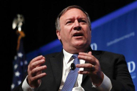 Помпео заявил о разработке плана по смене власти в Венесуэле